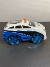TOY STATE 1997 ROAD RIPPERS ROCKIN' RIDES SCRATCH IT MUSIC LIGHTS & SOUN... - $10.00