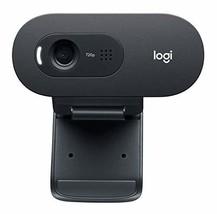 Logitech C270 Desktop or Laptop Webcam, HD 720p Widescreen for Video Cal... - $24.09