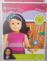 American Girl Crafts Doll Accessory Party Activity Kit - NEW SEALED - SH... - $14.50