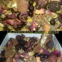 Relaxation Stress relief charged All is well tea all natural mixed by me - $12.00