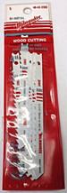 """Milwaukee 48-42-2302 4"""" x 6 TPI U Shank Bi-Metal Wood Cutting Jigsaw Bla... - $3.47"""