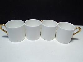 4 Vintage Coalport DEMITASSE  Cups ~ England - $6.95