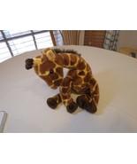 TY Beanie Baby Giraffe 2003 large HIGH TOPS buddy plush stuffed April to... - $39.59