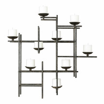 Uttermost Marni 9-Candle Iron Wall Sconce - $249.99