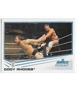 2013 Topps #51 Cody Rhodes NM-MT - $1.00