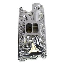 Polished Aluminum Small Block Ford Intake Manifold 60's-70's SBF 260 289 302 5.0 image 7