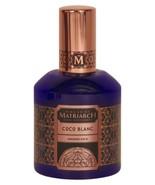 COCO BLANC by HOUSE OF MATRIARCH 5ml Travel Spray Perfume VANILLA CHAI C... - $38.00