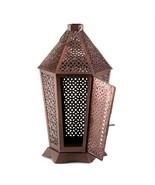 Byzantine Pewter Candle Lantern - $32.72