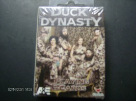 Duck Dynasty Playing Cards Camouflage Family - $7.42