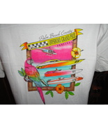 Palm Beach Offshore Powerboat Racing T-Shirt LARGE - $19.50