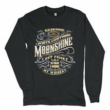 I Get Friskey When I Drink My Whiskey Long Sleeve T-shirt Genuine Moonshine - $14.79+