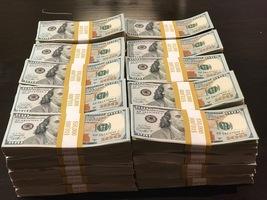 500.000 Prop Money Replica 100s Used Style Full Print Movie Video Etc. 50stack - $755.99