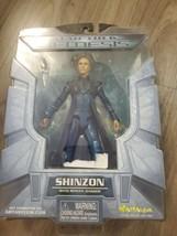 Star Trek Nemesis Shinzon 2002 Art Asylum Sci-fi action Figure  - $19.80