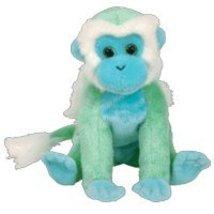 TY Beanie Baby - ZOOMER the Monkey (BBOM February 2006) - $14.99