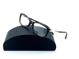 Prada Tortoise Eyeglasses VPR 04P 2AU 1O1 54 mm Demo Lenses Italy - $99.97