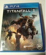 Titanfall 2 (Sony PlayStation 4, 2016) Video  Mature Shooting Campaign T... - $24.23