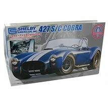 Fujimi model 1/24 real sports car series RS5 Shelby Cobra 427SC - $114.36