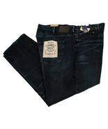 NEW MENS POLO RALPH LAUREN BIG TALL HAMPTON STRAIGHT INDIGO JEANS 48 x 30 - $69.29