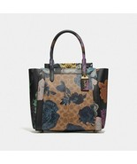 NWT! COACH 1941 x Kaffe Fassett Troupe Tote In Signature Canvas! sold out! - $799.99