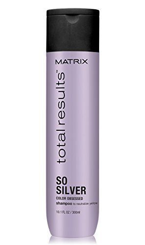 Matrix Total Results So Silver Shampoo, 10 Ounce SPECIAL!
