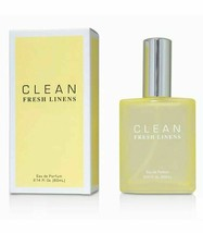 Clean Fresh Linens by Clean 2.14 oz EDP Perfume for Women New In Box - $24.30