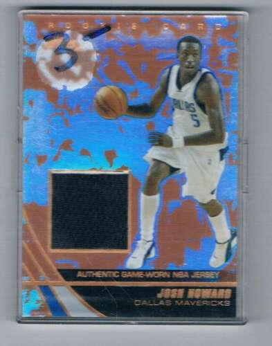 2003-04 Jersey Edition Copper #JHO Josh Howard NM-MT NM-MT /99 Mavericks