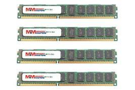 MemoryMasters 128GB (4x32GB) DDR3 1333 (PC3 10600) 4Rx4 240-Pin 1.5V VLP ECC Reg