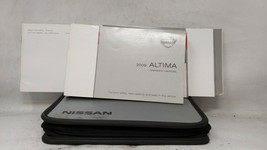 2009 Nissan Altima Owners Manual 100654 - $27.15