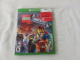 Lego Movie XBOX One Video Game Disc - $11.63