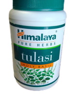 Himalaya Herbal Tulasi Holy Basil Stress Relieves Cough and Cold - $8.45