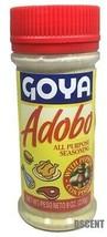 Goya  Adobo All Purpose Seasoning Con Pimienta-With Pepper 8 oz (226g) - $7.22