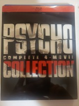 Psycho: Complete 4-Movie Collection [Blu-ray] image 1