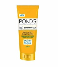 POND'S Sun Protect Non - Oily Sunscreen SPF 50 PA+++ UVA UVB Cream | 80 ... - $14.38