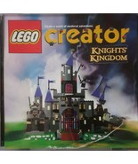 Lego Creator Knights' Kingdom PC Game Create a World of Medieval Adventure - $4.50
