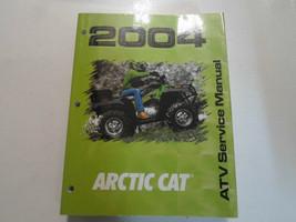 2004 arctic cat atv repair service workshop manual factory new - $146.47