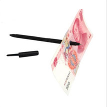 Close-up Magic Pen Penetration Through Paper Dollar Bill Money Trick Too... - $9.85