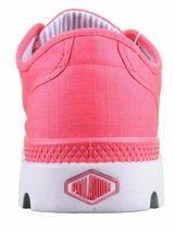 Palladium Pampa Oxford Lite Pink Gray Shoes Dri-Lex Sweat Control Breathability image 3