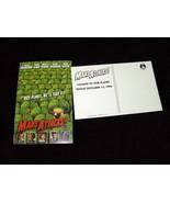 Mars Attacks Postcard Lot Of 2 1996 - $15.99