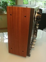 NEW CUSTOM Veneer Wood Side Panels Reel Recorder Studer Technics Otari - $127.71