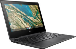 "HP Chromebook x360 11 G3 EE 11.6"" Touchscreen, 768p, Dual Core, 4GB/32GB, Chrome - $409.99"