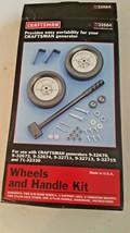 Craftsman 7132684 Wheels & Handle Kit NEW! - $123.75