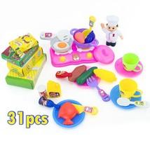 Ulation kitchen toys children s tableware set educational toys parent child interaction thumb200