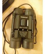 Tasco Binoculars 12 x 25 #178RB Fully Coated Optics 240 Ft 1000 Yards w ... - $32.62