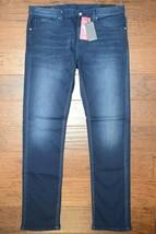 Armani Exchange A|X $120 Men's Slim Fit Stretch Cotton Blue Wash Jeans 40 - $59.39