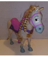 Disney Rapunzel Doll Horse MAXIMUS VGUC Nice! Pre-owned 14 inches - $21.77