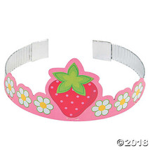 Berry 1st Birthday Tiaras  - $1.84
