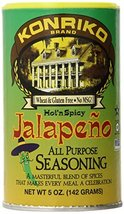 Konriko Jalapeno All Purpose Seasoning 5oz - $14.80