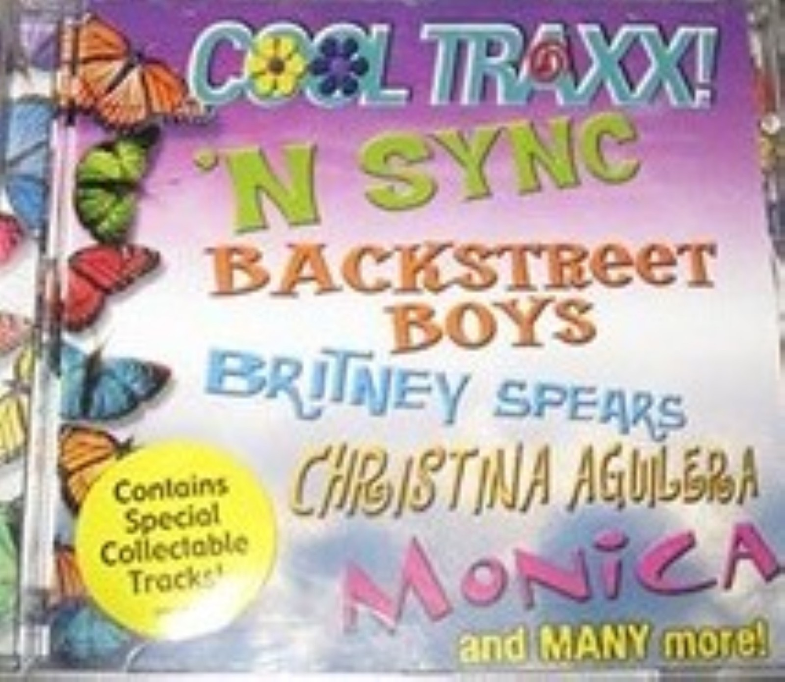 Cool Traxx Cd