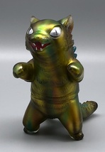 Max Toy Reverse Painted Limited Gold Negora image 6