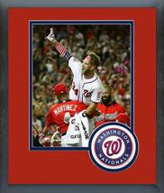 Bryce Harper 2018 All-Star Game MLB Home Run Derby Matted/Framed Photo 3 - $42.95